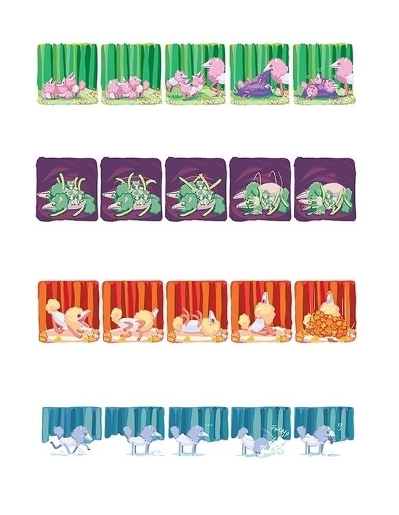 Nurgle seasons - seasonspirits, comics - anndorphin | ello