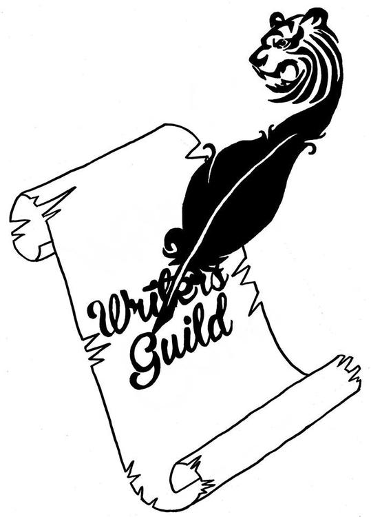 designed logo Writers Guild - logodesign - juliagurevich | ello