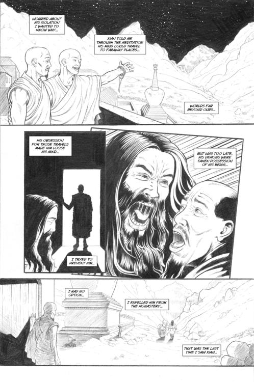Nightmare page 18 - wolverine, comicbooks - alexfemenias | ello