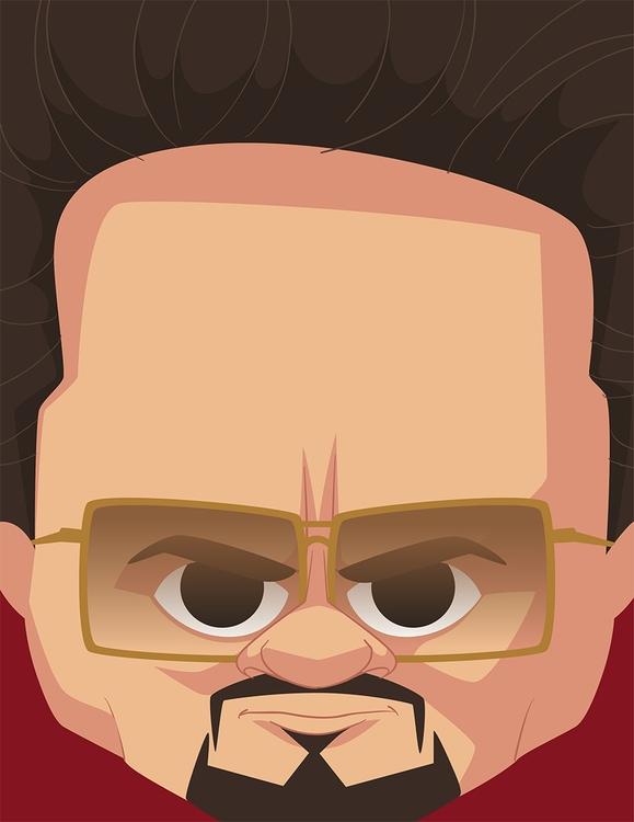 Part Movember illustration coll - pointblank-3846   ello