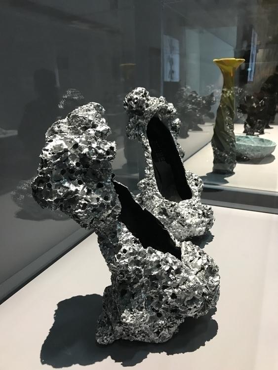 3D printed 'Meteorite Shoes' Sw - neoncart | ello