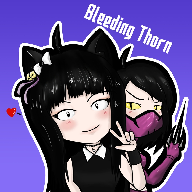 Bleeding Thorn Cosplay profile  - fkim90 | ello
