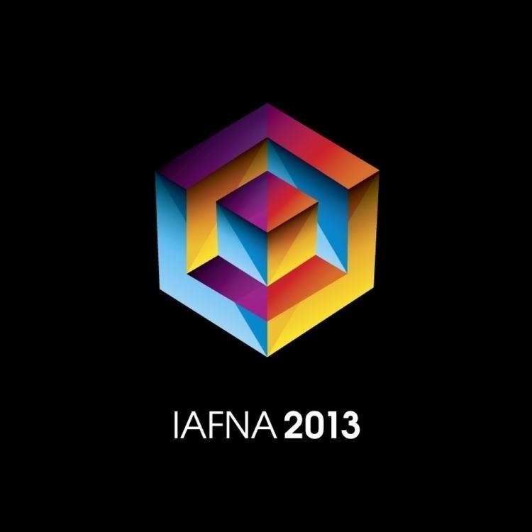 IAFNA logotype - color, colors, brightcolors - yanaok | ello