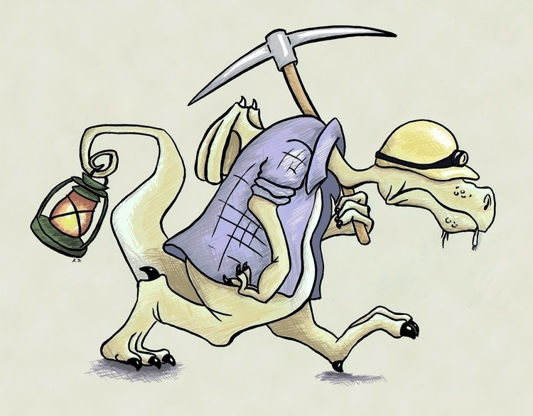 illustration, characterdesign - ks-1099 | ello