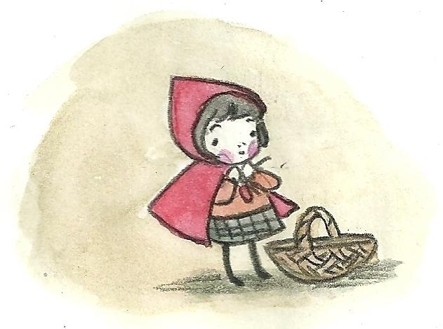 Edith Small ready - illustration - serenedaoud | ello