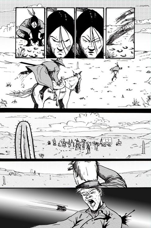 SotP page 9 - sequentialart, comics - lostronin   ello