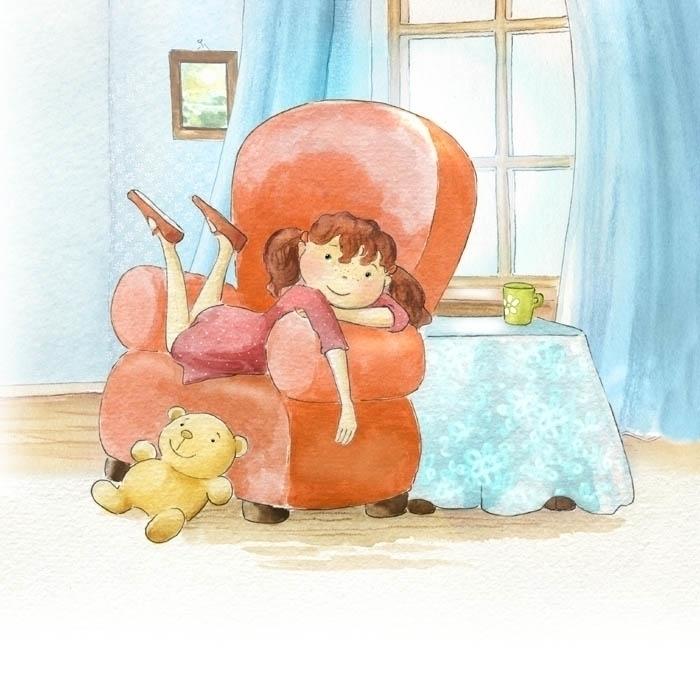 illustration, children'sbook - joannapasek   ello