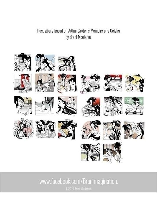 illustration, characterdesign - branimagination | ello