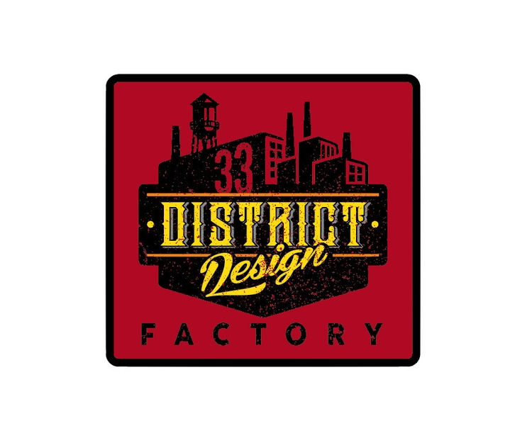 District 33 Design logo design - artguru | ello
