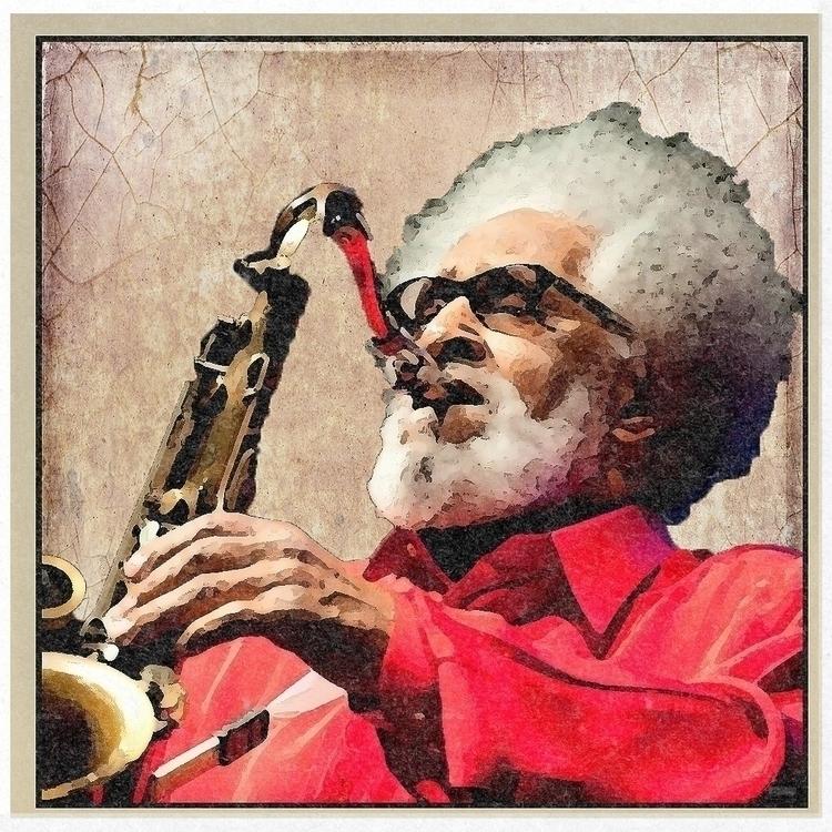 Jazz Player Fund raiser flyer c - ageekonabike | ello