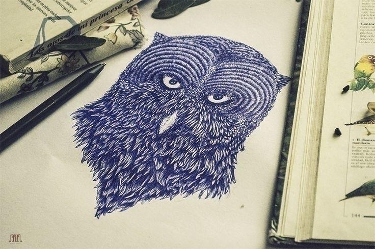 Una práctica de dibujo con lapi - samuelarmas3 | ello