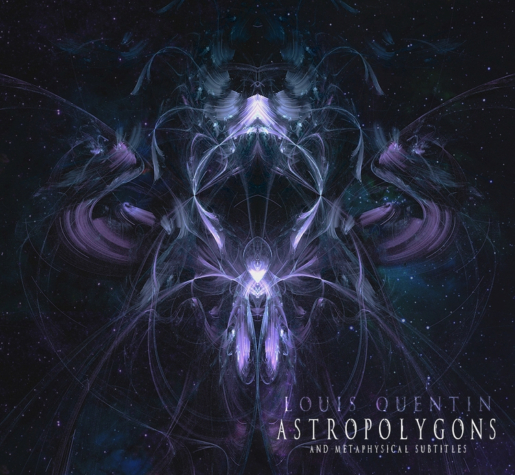 Album cover test - work bands - fractalart - ultrasqull | ello