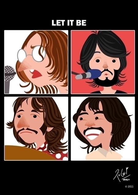 (album) - BEATLES 2011 - Beatles - rogerhoyosp | ello