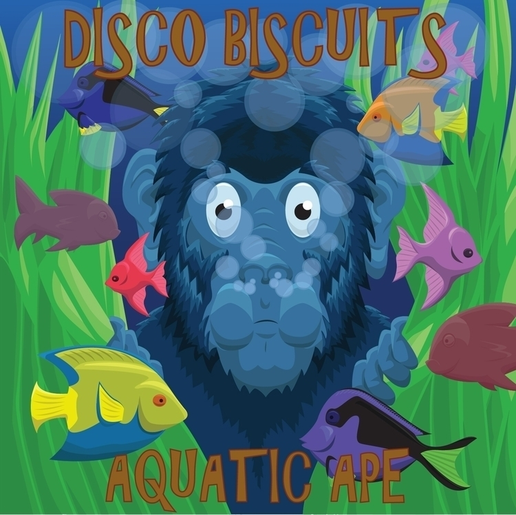 album cover design Disco Biscui - ryanbrady1010 | ello