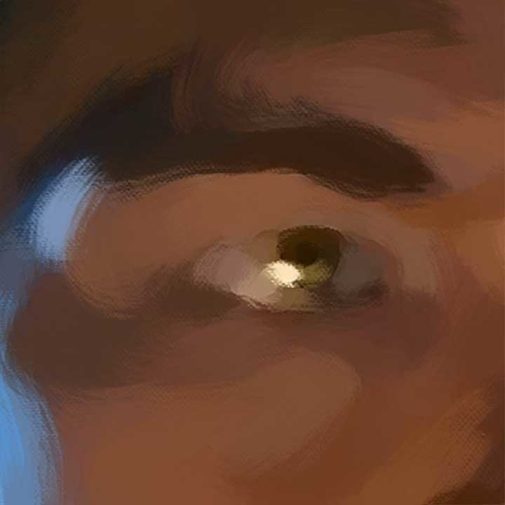 Painting Don Wilson RiffTrax Cy - jasonmartin-1263 | ello