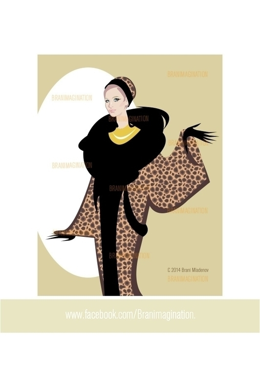 Barbra - fashion, gameart, design - branimagination | ello
