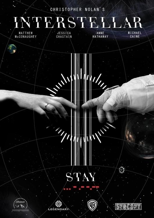 Interstellar Poster - digitalart - tushar-9434 | ello
