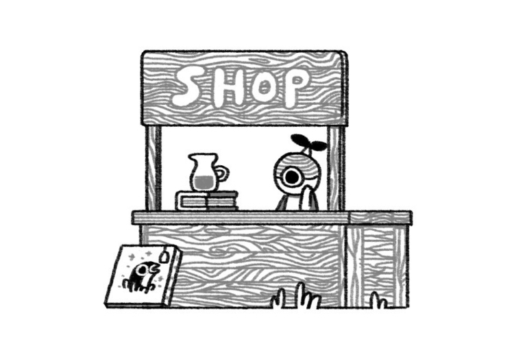 stuff online - clement, shop, gumroad - indiana_jonas | ello