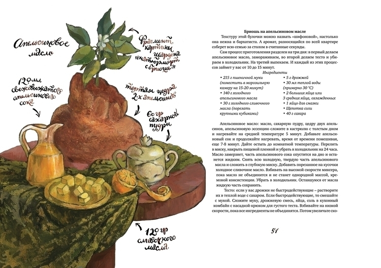 illustration, cooking - veramarova | ello