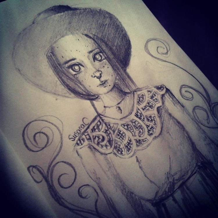 Character design - illustration - susanaicorreia | ello