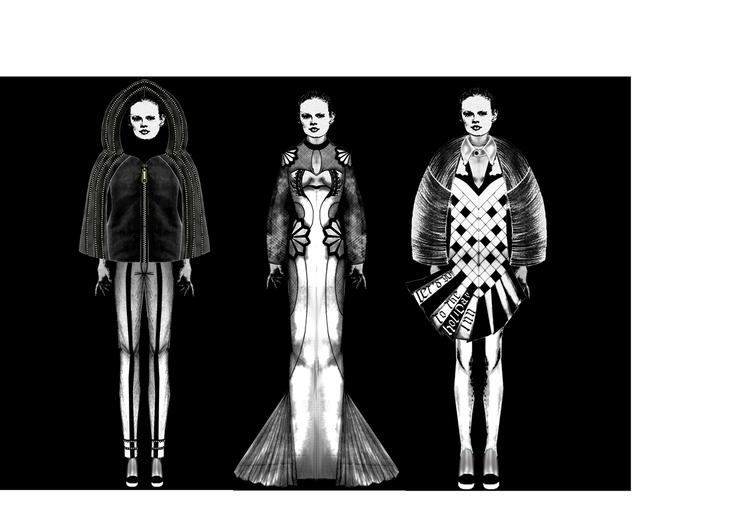 Haute Couture FW Capsule Collec - lorenzosabatini | ello