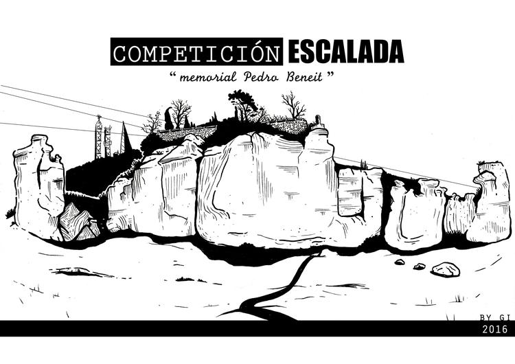 illustratión Colectivo Escalado - gi-7236 | ello