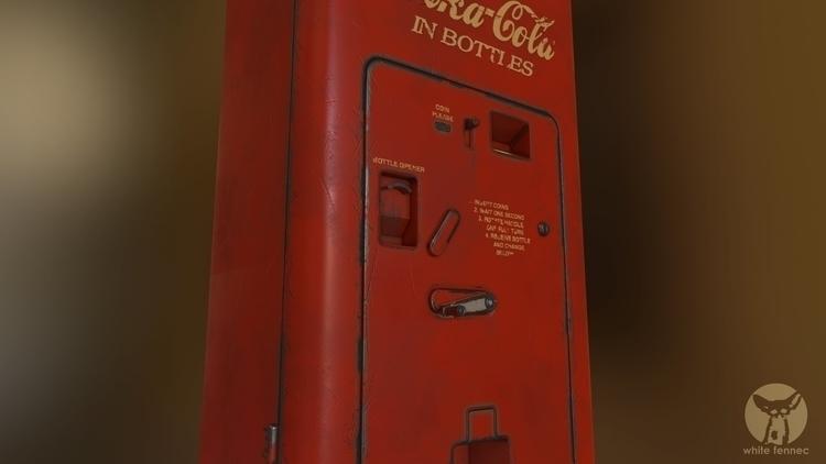 Nuka Cola - gameart - szymonfiutak   ello