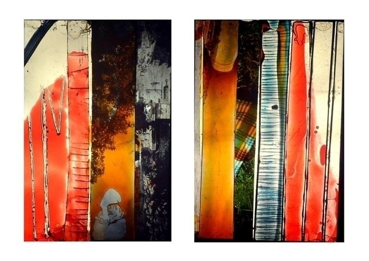 diapositive, collage, strips - balint-2573 | ello