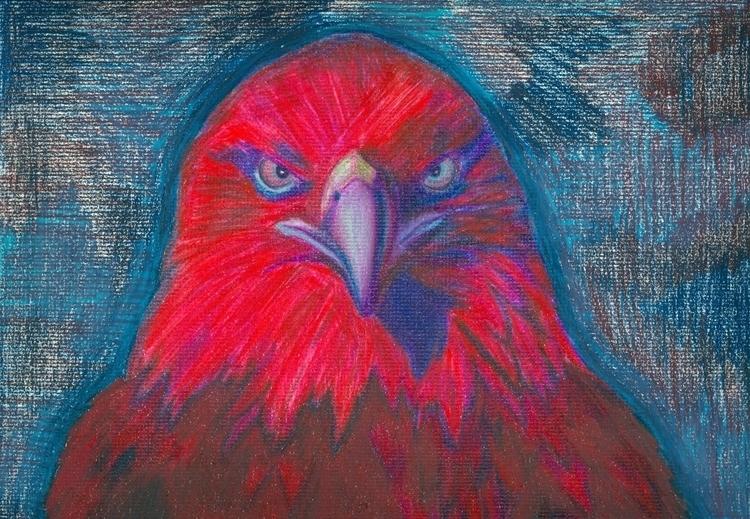 Colored Pencil - drawing, coloredpencil - casstheartist   ello