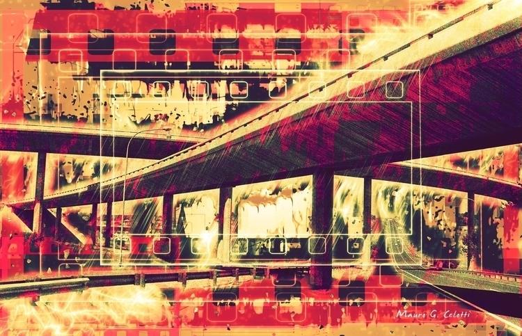 Bridges - photography, bridge, film - magic-1072 | ello