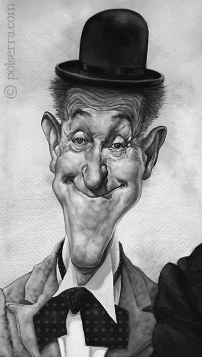 Laurel Hardy - laurelandhardy, illustration - pol-5095 | ello