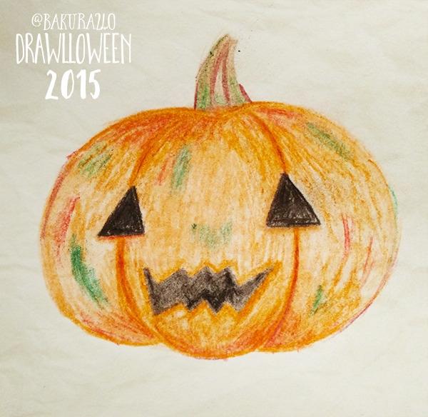6 - Pumpkin - drawlloween, pumpkin - clairestamper | ello
