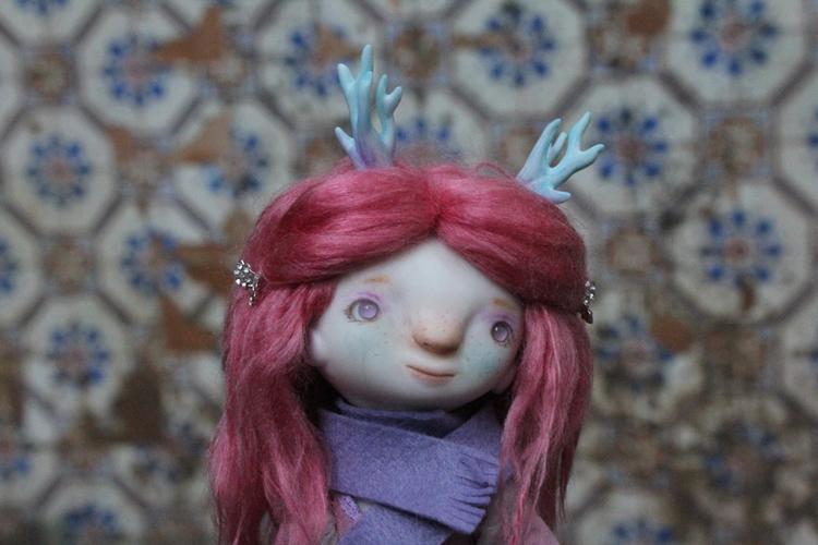 Aurora (Toopi Dolls - toy, toydesign - marianazancheta   ello