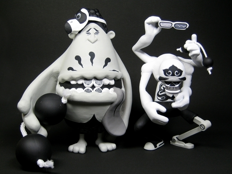toy, figure, handmade - tko-4549 | ello