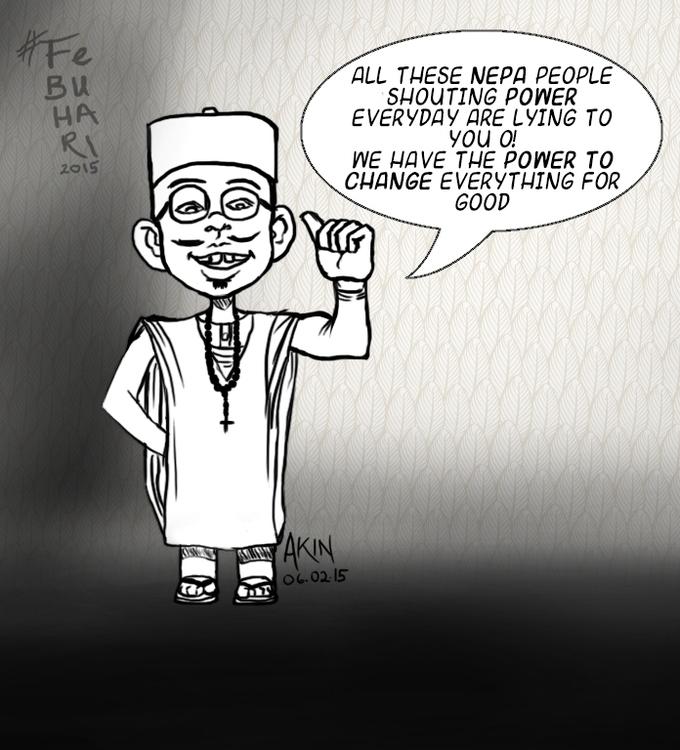 Nigeria election 2015 - FeBuhari - akinwandeayodeji | ello