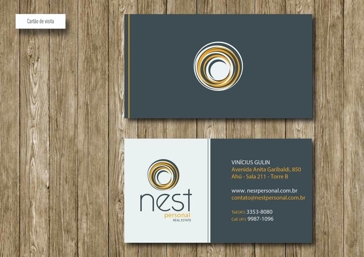 Business Card Client: nest - businesscard - caiooliveira-1135 | ello