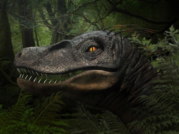 Raptor - 3d - gerardlituanas | ello