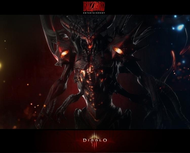 Diablo 3 Fan Art - 3d - gerardlituanas | ello
