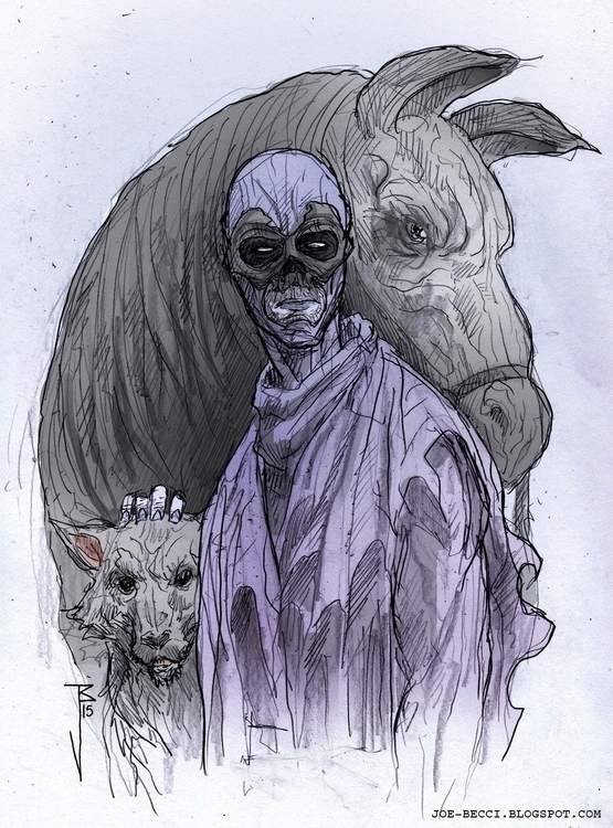 Phantom - ThePhantom - joebecci | ello