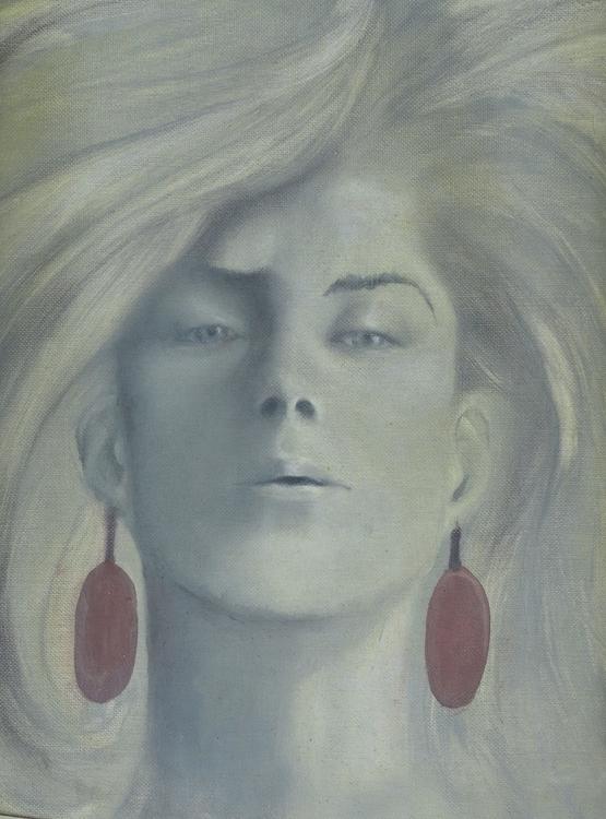 painting, fanart, fineart, portrait - martinspano | ello