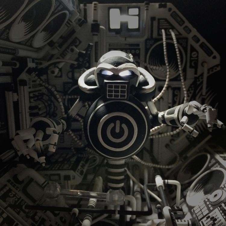 ROBOT NAMETAKE ROOM - tko-4549 | ello
