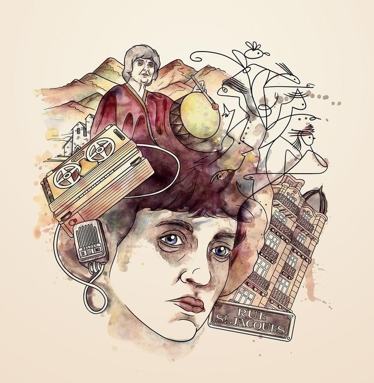 Illustration play life argentin - gastimo | ello