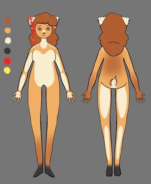 characterdesign, comic, cartoon - doodlecharlie | ello