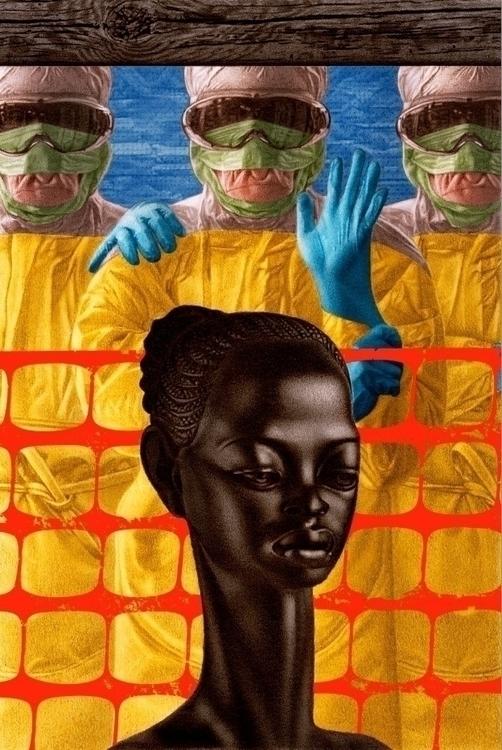 Ebola - Segregated - illustration - fabiopaolucci | ello