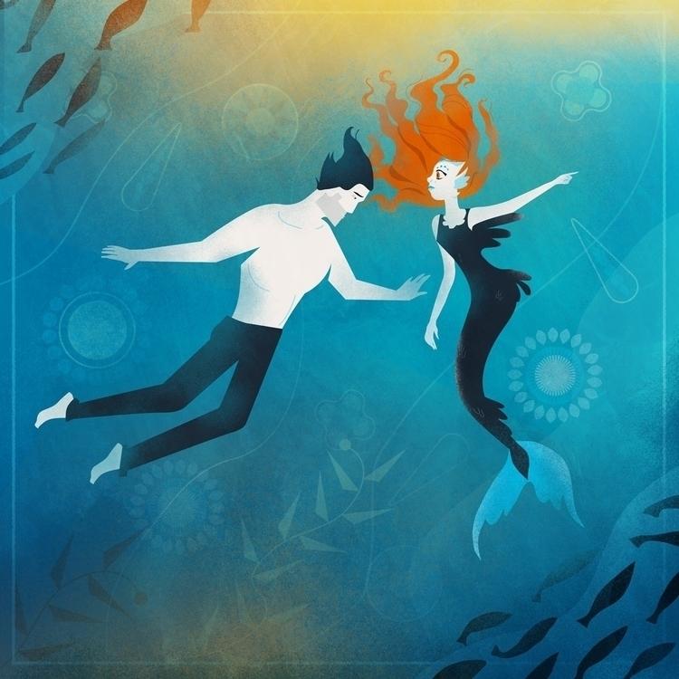 Lost Sea 6/8 - cecimonster | ello