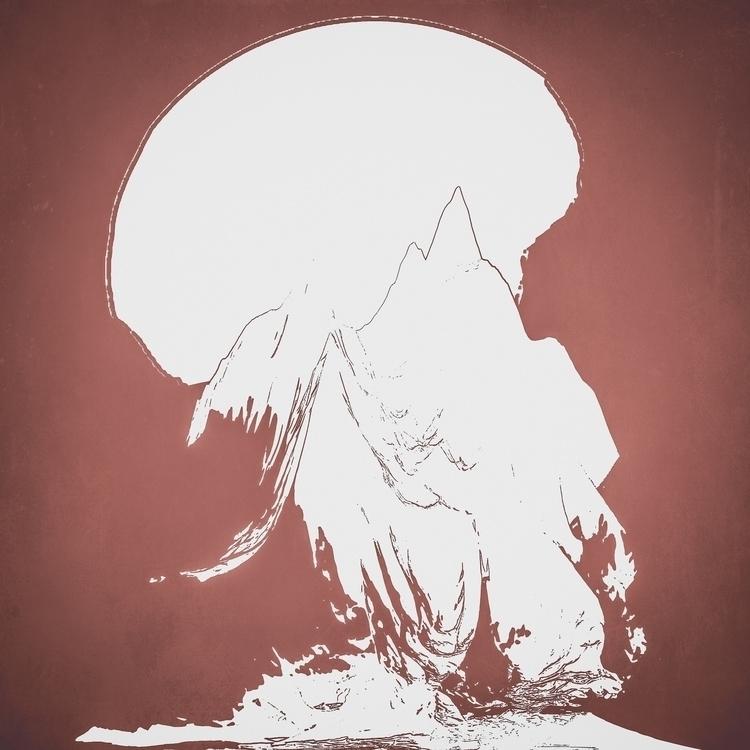 everydays / moonlapse 4/14/2016 - drewmadestuff | ello