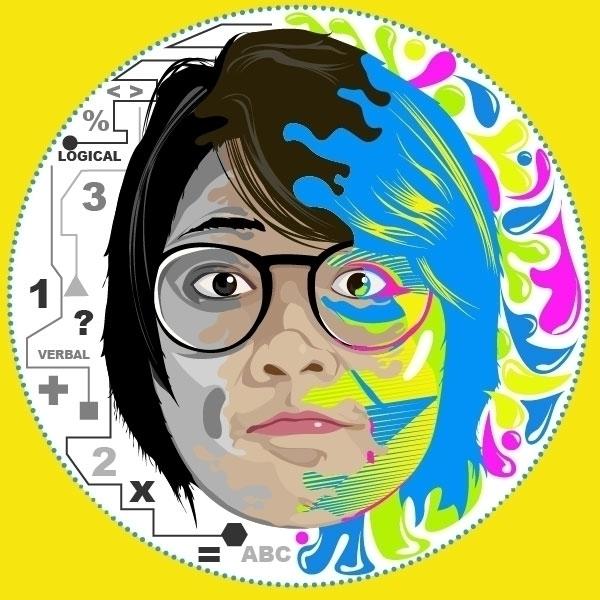 illustration, characterdesign - karylnerona | ello