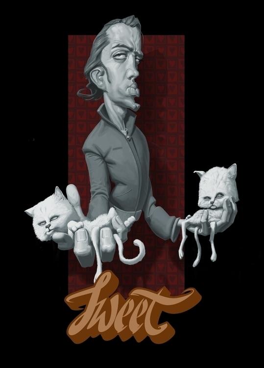 illustration, painting, characterdesign - tim-1305   ello