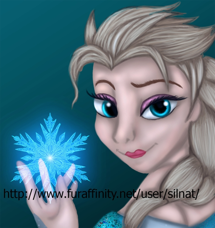 Elsa motion movie Frozen. chara - silnatmoguilner | ello