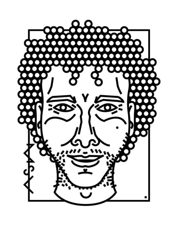 Eugenio - illustration - maestroambrosiano | ello
